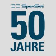 Logo 50 Jahre Spanset