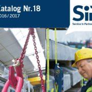 Faksimile des SIP Kataloges Nummer 18