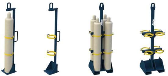 Emelőeszköz gázpalackokhoz