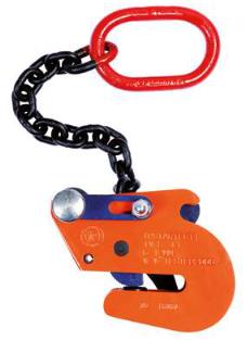 Speciális lemezemelő eszköz