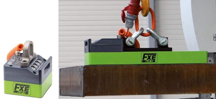 FXE elektromos emelőmágnesek